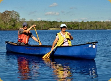 Withlacoochee Canoeing
