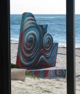 BeachGraffittiBack (Custom)