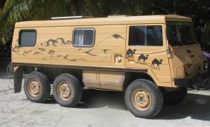 Swiss Military Vehicle