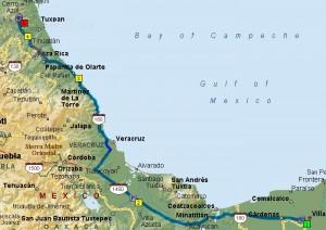 Mexico Trip Map 14_2a