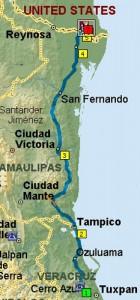 Mexico Trip Map 14_3a