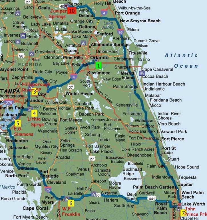 Heading Back to Florida in One Week – Keel-Hauler's RV