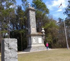 Olustee Battlefield Memorial1a