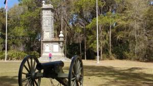 Olustee Battlefield Memorial2
