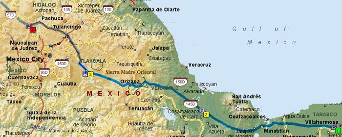Mexico Trip Map 14_2b