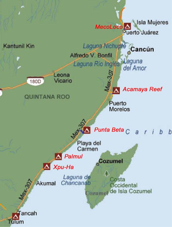 Mexico Trip Map_8